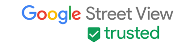 Google StrretView Trusted Logo